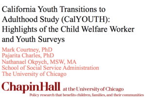 Partner Research and Reports - California Child Welfare Co